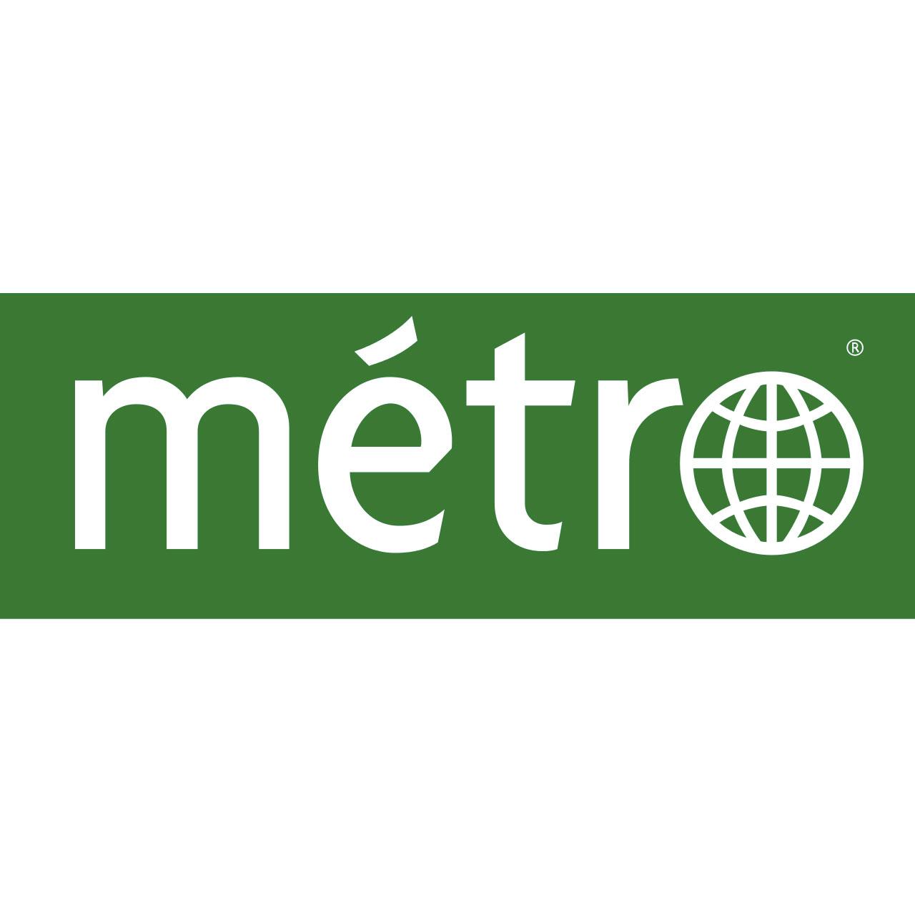 Logo journal Métro